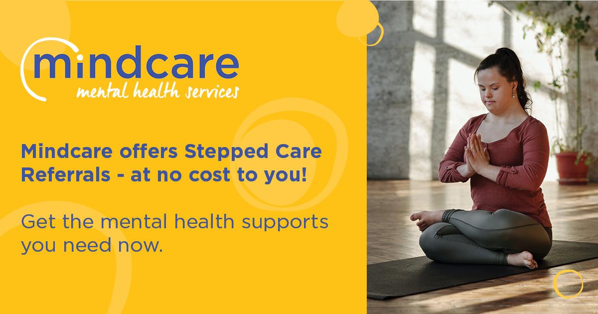 Stepped Care Referrals MindCare