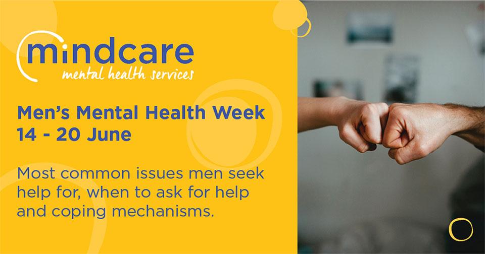 Men's Health Week MindCare